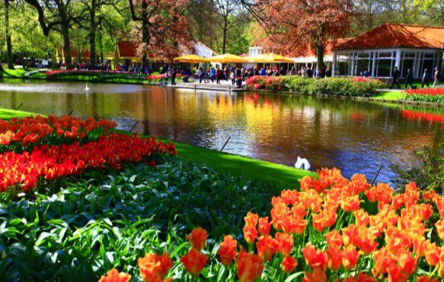 最適合春夏出游的六大歐洲花園城市