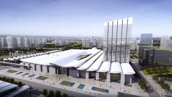 联接全球市场  潭洲国际会展中心占据区位优势功能齐备