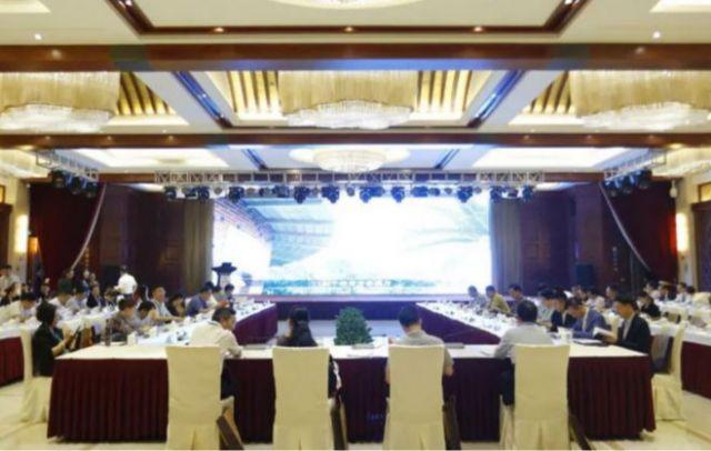 中国会奖旅游城市联盟2019推广活动在扬州举办