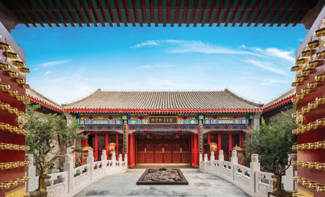 打卡北京特色会议场地,满足不同办会需求