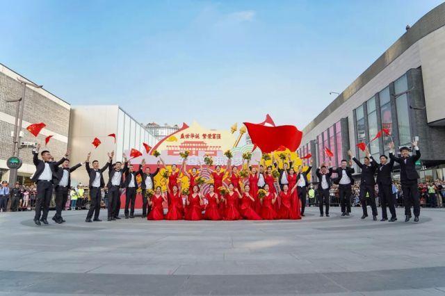 杭博动态   2019杭州市民休闲节 杭博方阵展风采