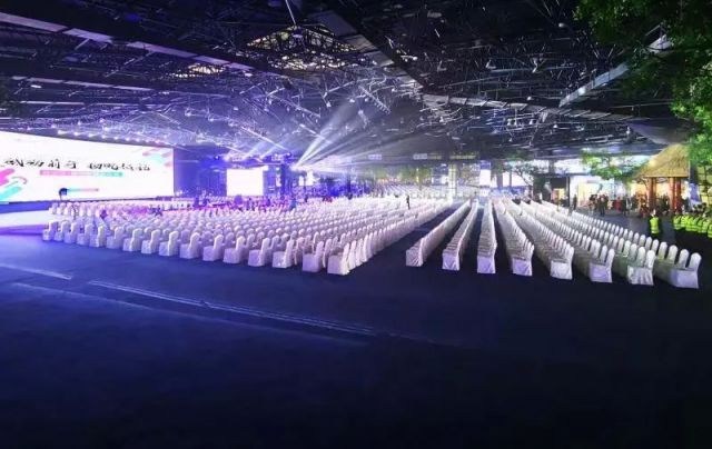 杭州大型会场 | 到了萧山,大型会议活动上哪儿开?