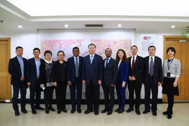 ICCA新任CEO首次来京与北京区会员座谈交流