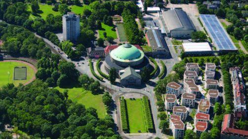汉诺威会议中心——以全球出色结果通过绿色环球认证