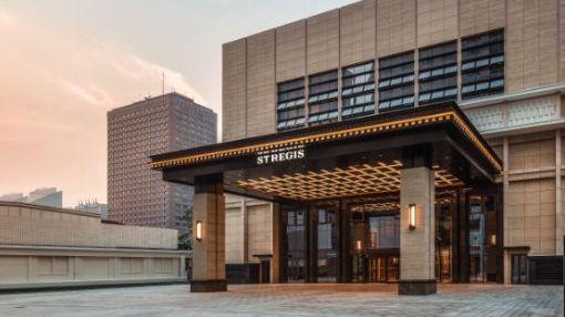 北京瑞吉酒店阿斯特宴会厅正式启幕