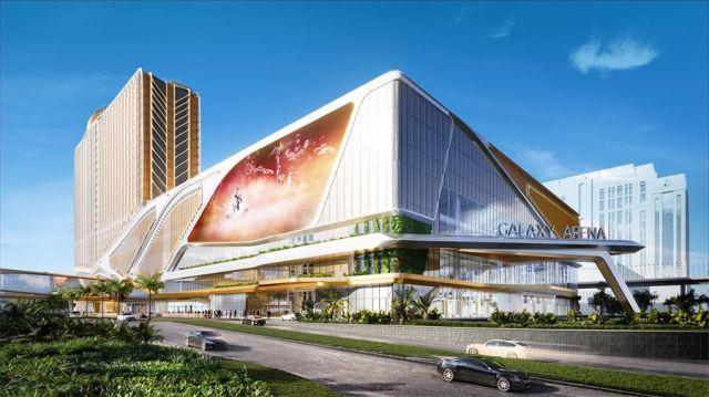澳门银河综合度假城参与「中国(上海)国际会奖旅游博览会」