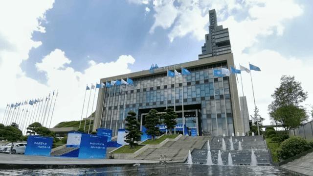 贵阳国际生态会议中心成功接待2020贵商大会