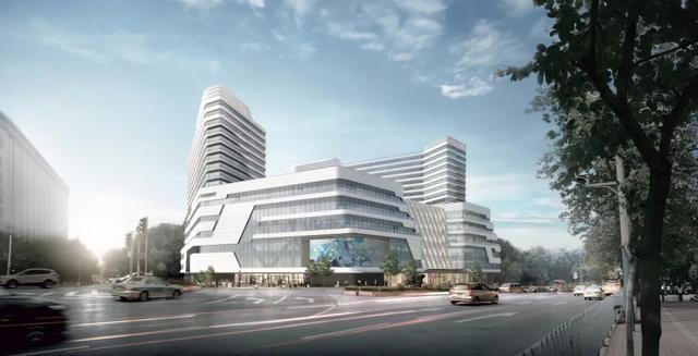 广州越秀国际会议中心展示厅开放