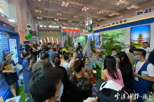 产品卖断货,口碑爆棚,参展商与观众畅谈文旅博览会印象