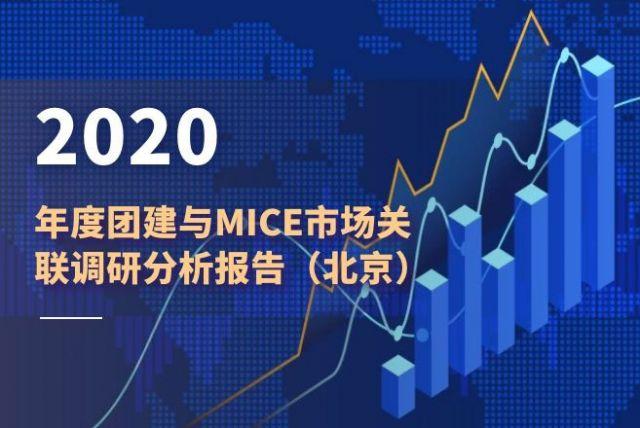 2020年度团建与MICE市场关联调研分析报告(北京)