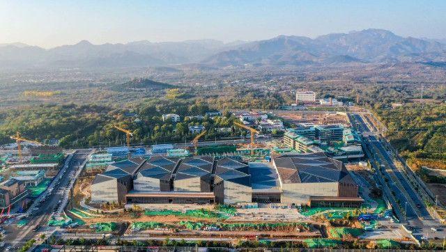 北京平谷:金海湖国际会展中心正式运营