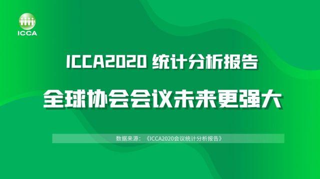 ICCA 2020统计分析报告:全球协会会议未来更强大