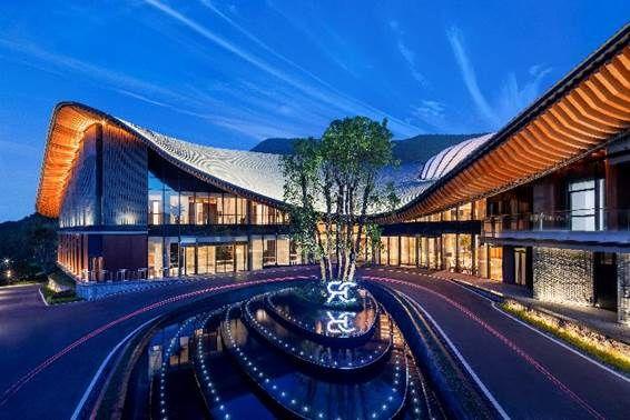 一家以自然为灵感的时尚度假酒店——南京丽笙精选度假酒店开业
