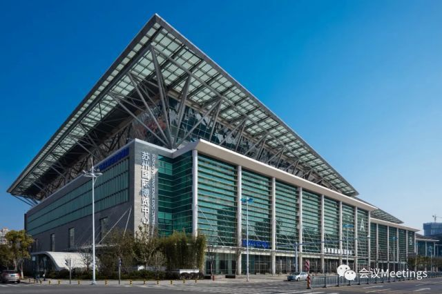 会展场馆千千万,精致灵动只一家——苏州国际博览中心