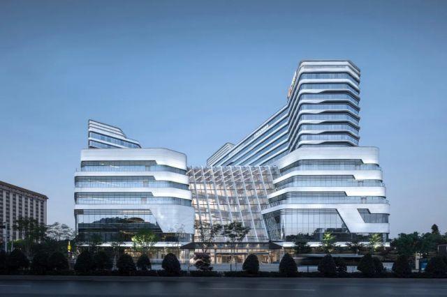 广州越秀国际会议中心摘得创新建筑-优胜奖获奖作品