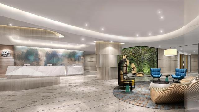 南京喜瑪拉雅假日酒店