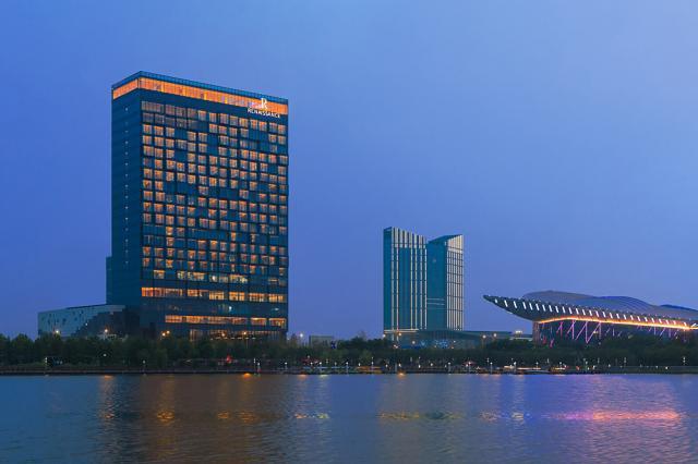 蘇州吳江盛虹萬麗酒店