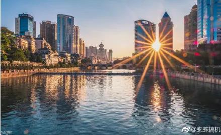 穿越城市光影,探寻晨起暮落时的贵阳~