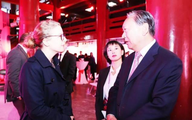 2019駐華使節藝術沙龍活動在京成功舉辦