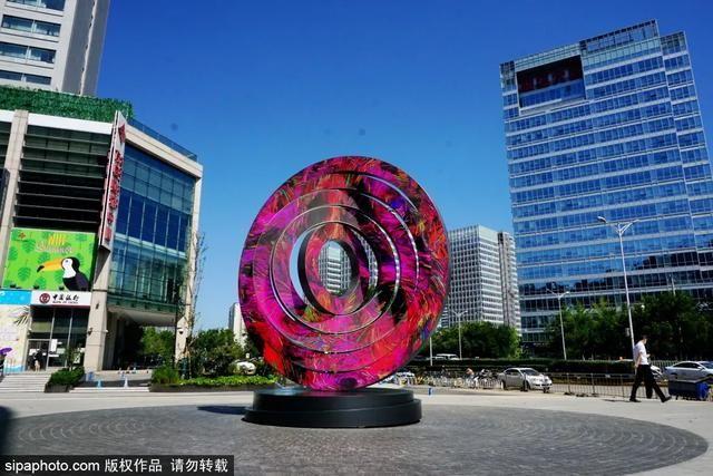 北京又添一处国际化新地标——望京小街